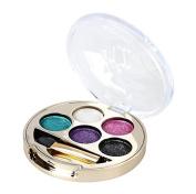 Eyeshadow Palette 5 Colours Eye Shadow Powder Shimmer