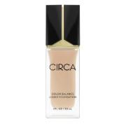 Circa Beauty Colour Balance Liquid Foundation, 03 Light Beige, 30ml