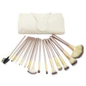 ZENITH FASHION 18Pcs Soft Synthetic Hair Makeup Brush Set Make Up Tools Kit Powder Blush