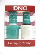 DND *Duo Gel* (Gel & Matching Polish) Spring Set 438 - Island Oasis