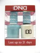 DND *Duo Gel* (Gel & Matching Polish) Spring Set 436 - Baby Blue