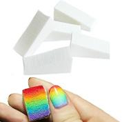 5Pcs Nail Art Sponge Stamping Painting Polish Gradient Colours DIY Manicure Design Tool Kit