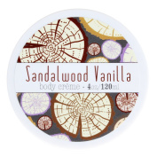 Sandalwood Vanilla Body Creme 120ml