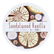 Sandalwood Vanilla Body Creme 120ml