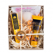 Manuka Honey Skin Care Gift Box - Includes Manuka Honey Moisturiser, Ointment, and All Natural Konjac Sponge