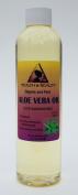 Aloe Vera Oil Organic Carrier Cold Pressed Premium 100% Pure 240ml