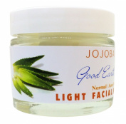 Facial Moisturiser for Jojoba & Aloe for Oily Skin By Good Earth Beauty