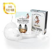 Elizavecca Milky Piggy Silky Creamy Donkey Steam Cream Mask (3pcs) Moisturising Mask