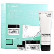 Algenist The Anti Wrinkle Collection This set contains= 120ml Gentle Rejuvenating Cleanser, - - 30ml Regenerative Anti-Ageing Moisturiser- 5ml Complete Eye Renewal Balm (BNIB) by Algenist