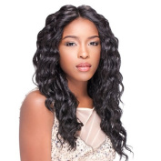 Sensationnel Empress Custom Lace Front Edge Wig - Loose Deep (T1B/30) by Hair Zone