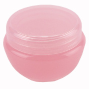 10pcs 10ml Lid Plastic Empty Container Jar Pot Cosmetic Eyeshadow Makeup Face Cream Lip Balm Jars Pink