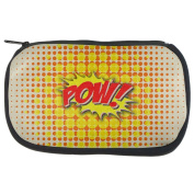 Comic Book Super Hero Pow Travel Bag