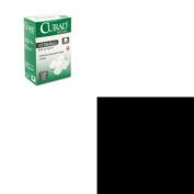 KITKIM21271MIICUR110163 - Value Kit - Curad Sterile Cotton Balls (MIICUR110163) and KIMBERLY CLARK KLEENEX White Facial Tissue