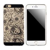 ABC® Carve Transparent Soft TPU Case For iPhone 6S Plus 5.5