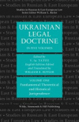 Ukrainian Legal Doctrine