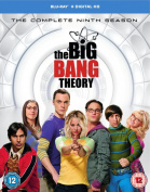 The Big Bang Theory [Regions 1,2,3] [Blu-ray]