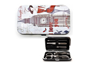 London Bigben Romantic Journey Manicure Set