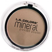 L.A. Colours Mineral Pressed Powder MP305 Natural Beige