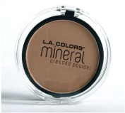 L.A. colours MINERAL PRESSED POWDER MP309 SAND by L.A. Colours