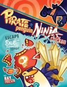 Pirate Penguin Vs Ninja Chicken, Volume 2