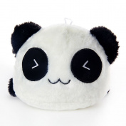 Leegoal 25cm Cute Lying Plush Stuffed Panda Toy/ Pillow