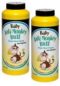 DSE Baby Anti Monkey Butt Nappy Rash Powder, 180ml