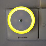 TINNZTES Mushroom/Square/Round Light Sensor LED Night Bed Bedroom Decoration Light Lamp Baby wake up night