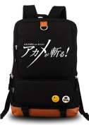 Siawasey Japanese Anime Cartoon Cosplay Canvas Backpack Shoulder School Bag