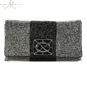 Mary Frances Space Odyssey Clutch