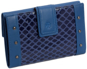 Women's Genuine Leather Purse / Wallet - Handmade in Spain - Beautiful Colours Available