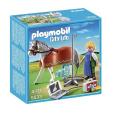 Playmobil 5533 City Life Vets Horse with X-Ray Technician