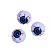 Halloween Ping Pong Eyeballs Party Favours x 10