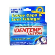 Dentemp Dentemp Temporary Cavity Filling Mix, 1 each
