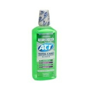 Act Act Anticavity Fluoride Mouth Rinse Alcohol Free, Fresh Mint 530ml