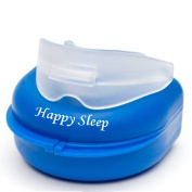 Sleep Aid Mouthpiece - Mouth Guard Solution Device - Anti Teeth Grinding Night Guard - Aids in Pain Relief - No More Clenching, Chattering, or Bruxism