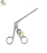 "G.S CUSHING PITUITARY RONGEURS 6"" 2MM(STRAIGHT) ENT"