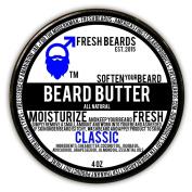 """Fresh Beards """"Classic"""" - Beard Butter - 120ml"""