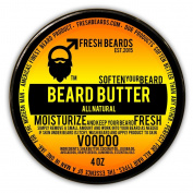 "Fresh Beards ""Voodoo"" Premium Beard Butter - 120ml"