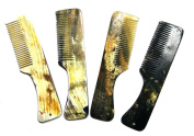AleHorn 100% Handmade Horn Beard and Moustache Comb