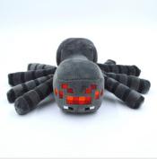 17cm Minecraft Plush Spider