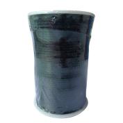 LanShi 2mm x 100 yards Rattail Satin Nylon Trim Cord Chinese Knot Black
