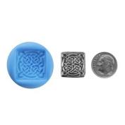 Cool Tools - Antique Mould - Celtic Knot Square