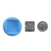 Cool Tools - Antique Mould - Celtic Knot Square