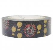 SEAL-DO Sunflower - Washi Tape Metallic - Made in Japan