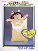 Muffin - Cuddle Kids Soft Sculpture Doll Kit
