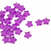 Adorox Mini Acrylic Crystal Star Gems Diamond Vase Filler Confetti Table Scatter Party Favours