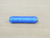 Sinew Artificial beadwork dream catcher thread 20 yards blue colour US made
