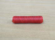 Sinew Artificial beadwork dream catcher thread 20 yards red colour US made