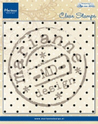 Marianne Design Clear Stamp, Anja's Dots