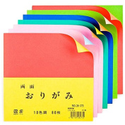 Double Sided Coloured Origami Paper